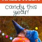 halloween candy alternatives/healthy halloween treats
