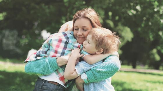 how to be a calmer parent