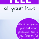 how to be a calmer mom