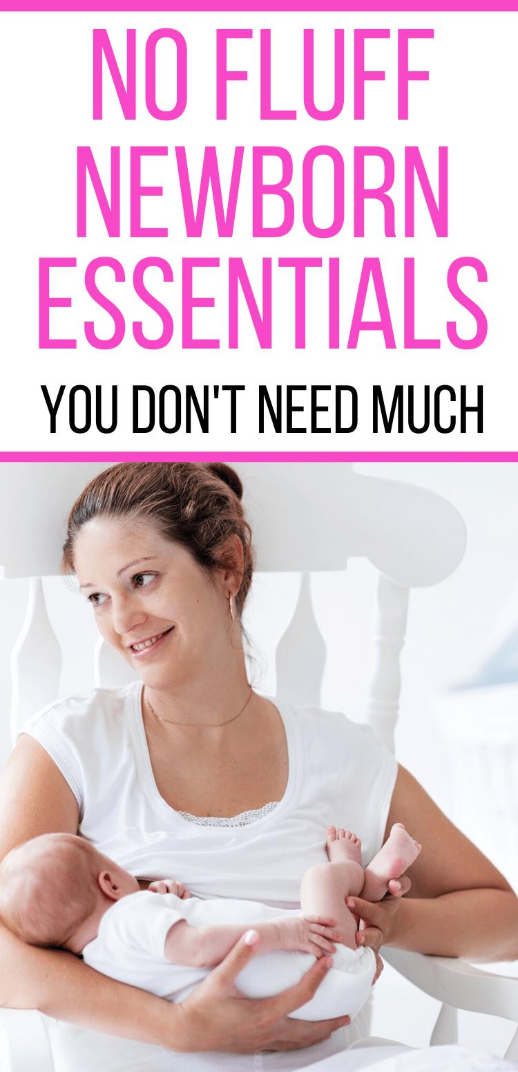 newborn baby must haves/newborn baby essentials