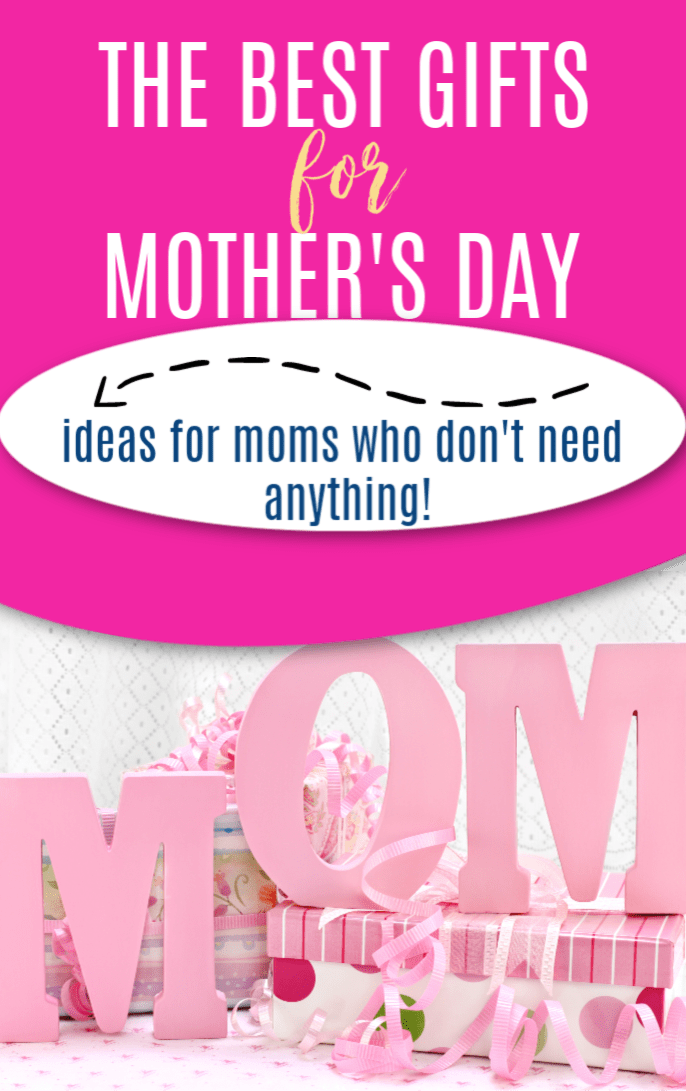 gifts for mom who has everything/gifts for mom who doesn't need anything