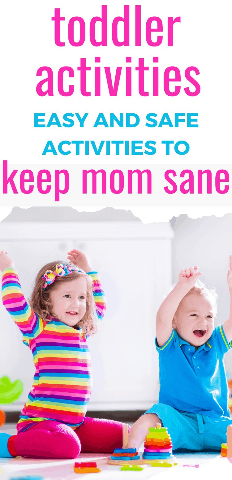 what to do with toddler at home/toddler activities/things to do at home with a toddler/