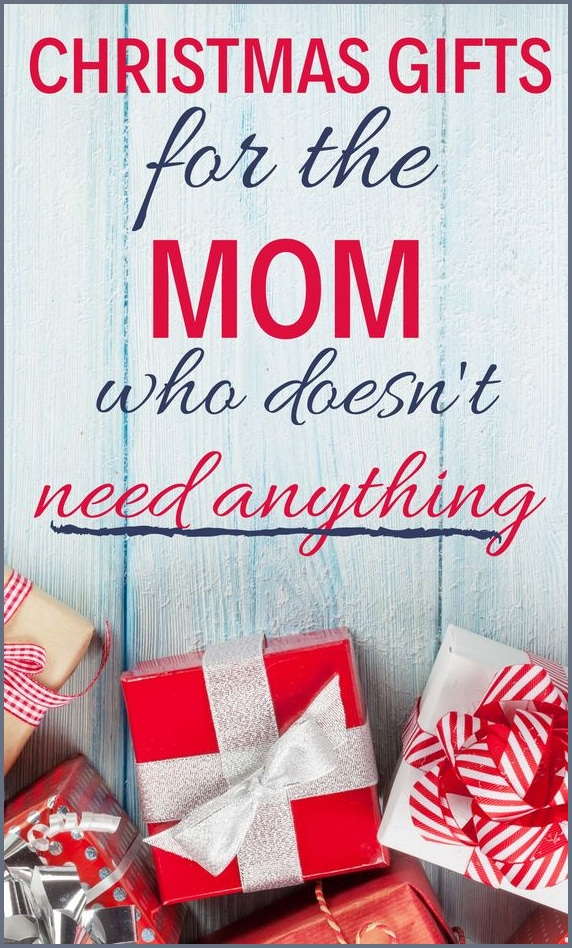 gifts for a mom who doesn't want anything