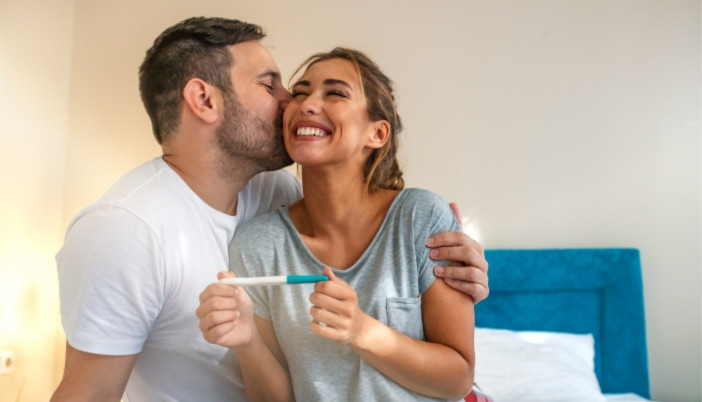 what to do after you find out your pregnant