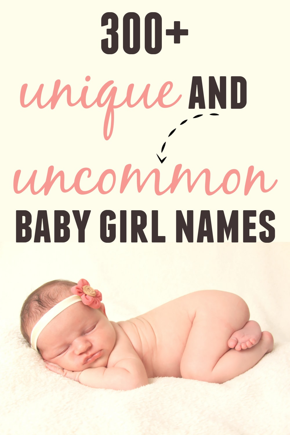 unique baby girl names/cute uncommon baby girl names