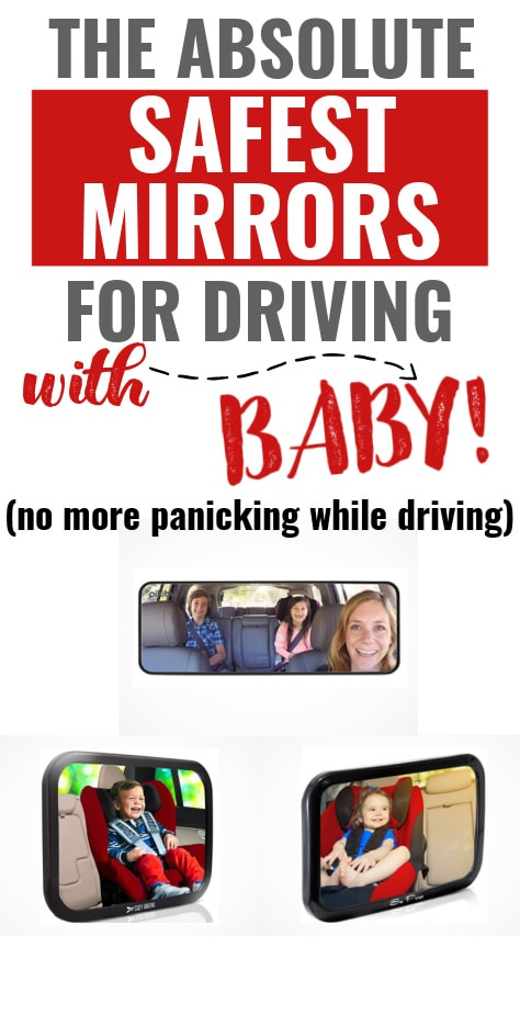 Do You Need a Car Mirror for Your Baby?
